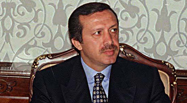 Başbakan Erdoğanın Sürpriz Yükselişi