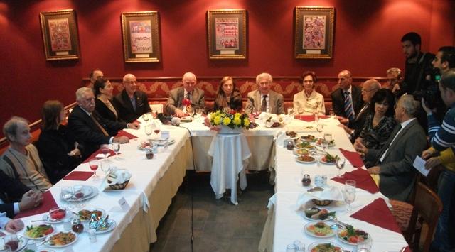 Osmanlı Hanedanı İstanbulda Buluştu