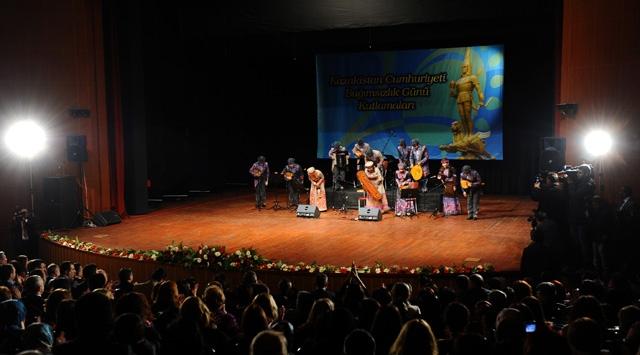 Bağımsızlık Yıldönümünde Anlamlı Konser
