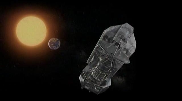 Uzayda Balonla Seyahat