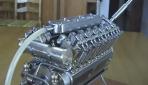 V12lik Motorunu Kendi Yaptı