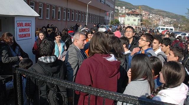 Başkentin Okullarında Olaylar Azaldı