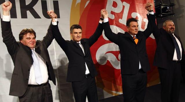 Hırvatistanda Seçimin Galibi Sol Blok