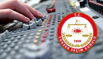Ulusal radyo ve televizyonlar belirlendi