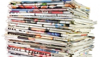 Gazete manşetleri (13.05.2016)