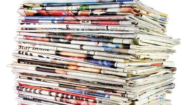 Gazete manşetleri (12 Haziran 2016)