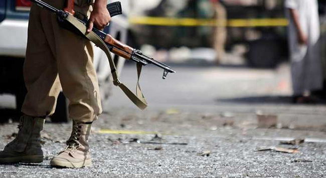 Yemendeki saldırıda 17 asker öldü