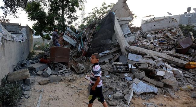"""""""Filistin, saldırılara karşı koymaya devam edecek"""""""
