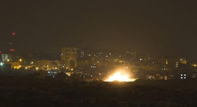 Kassam Tugayları Ben Gurion Havalimanını vurdu
