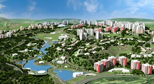 Kentsel dönüşüme yeşil yıkım geliyor