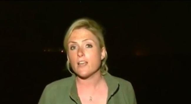 İsraillilere pislikler diyen CNN muhabiri yerinden oldu