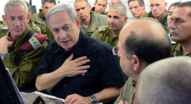 """""""Gazzeye saldırılar devam edecek"""""""