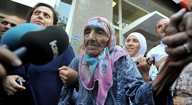 Kefen parasını Erdoğana bağışladı