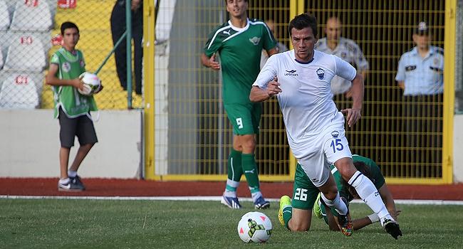 Erciyesspor, Akhisara gol yağdırdı