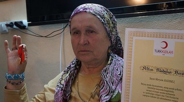 Akrabalarına kızdı servetini Türk Kızılayına bağışladı