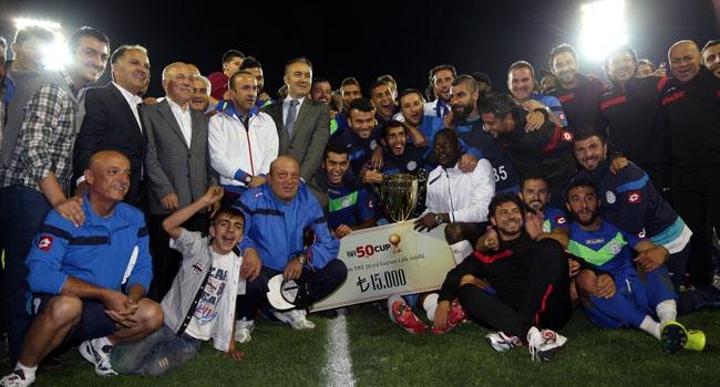 ÖZET | TRT Kupası Çaykur Rizesporun