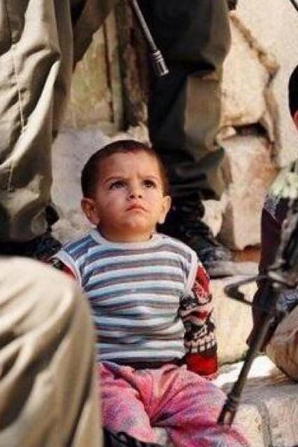 Savaş ve en masumlar çocuklar