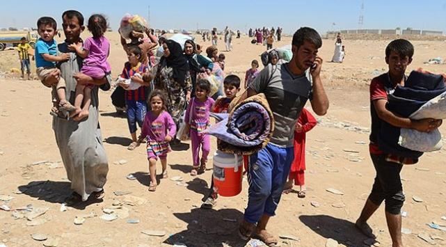 Göçmenlerin eve dönüş telaşı