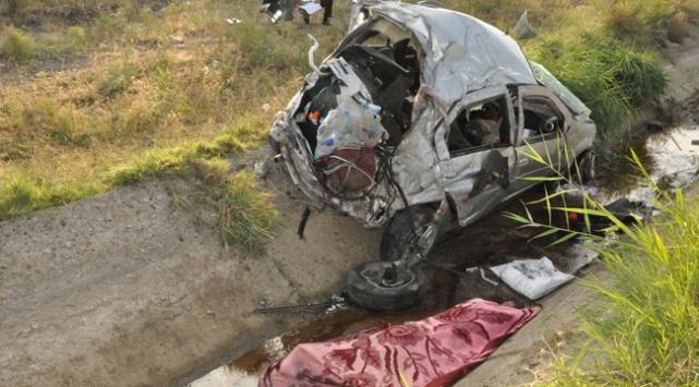 Yozgatta feci kaza: 3 ölü 4 yaralı