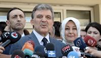 """Abdullah Gülden """"Yeni parti"""" açıklaması"""