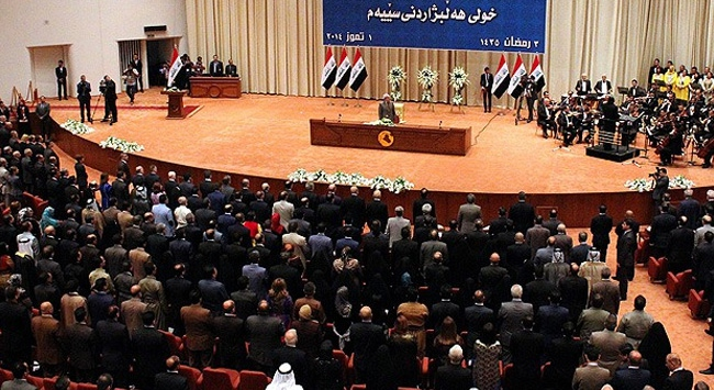 Kürtler, Irak hükümetinde bakanlık paylaştı