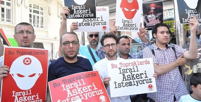 İsrail ordusundaki Türk vatandaşlarına tepki
