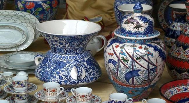 Uluslararası Kütahya El Sanatları ve Ticaret Fuarı açıldı