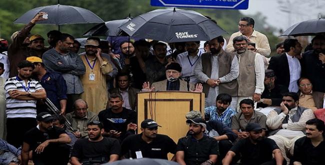 Hükümet karşıtı gösteriler devam ediyor