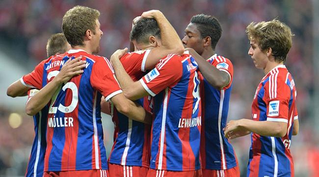 Bayern Münihin Barcelona kadrosu açıklandı