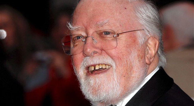 İngiliz aktör Richard Attenborough öldü