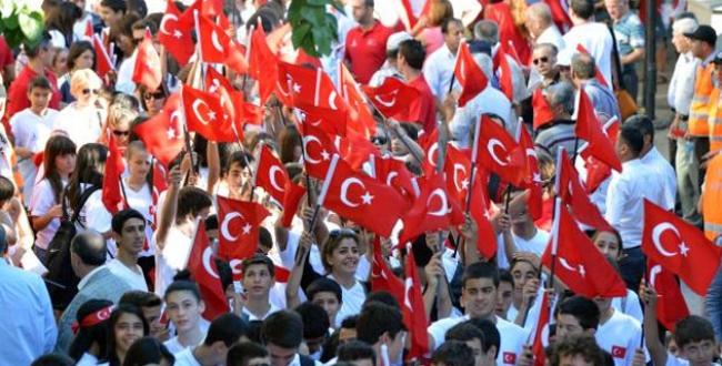 İzmirin kurtuluşunun 92. yıl dönümü etkinlikleri