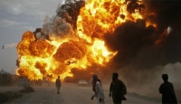 Şiddetin Dinmediği Suriye Patlamalarla Sarsıldı