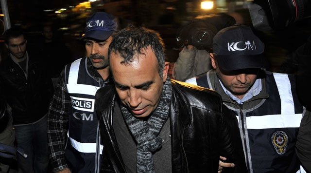 Haluk Levent İzmire Getirildi