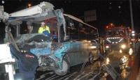 Avcılar'da Kaza: Çok Sayıda Kişi Yaralandı