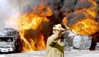 Pakistan'da Roket Saldırısı