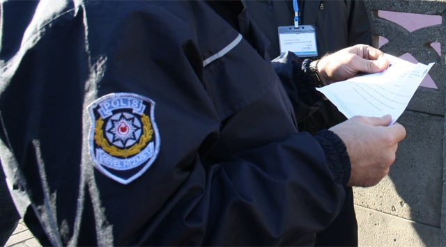Devamsızlık Yapan Öğrencilere Polis Takibi...