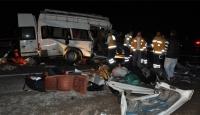 Trafik Kazaları Can Yakıyor: 1 Ölü; 5 Yaralı