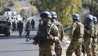 Lübnan'da Barış Gücüne Saldırı