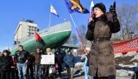 Rusya Büyük Gösterilere Hazırlanıyor