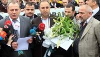 Taksicilerden Başbakan'a Orkideli Ziyaret