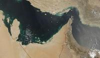 ABD'den İran'a Hürmüz Boğazı Resti