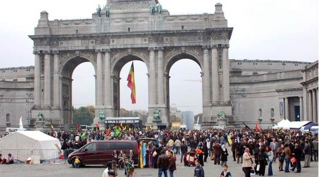Belçika Terör Örgütü Yanlısı Tasarıyı Geri Çekti