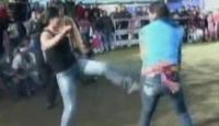 Peru'da Kavga Festivali