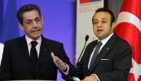 Bağış'tan Sarkozy'ye Cevap
