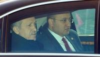 Başbakan'dan Taziye Ziyareti