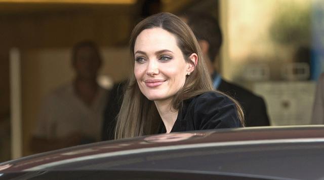Angelina Jolie bu sırrı saklayamazdı
