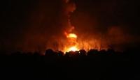 Irak'ta Petrol Boru Hattında Patlamalar