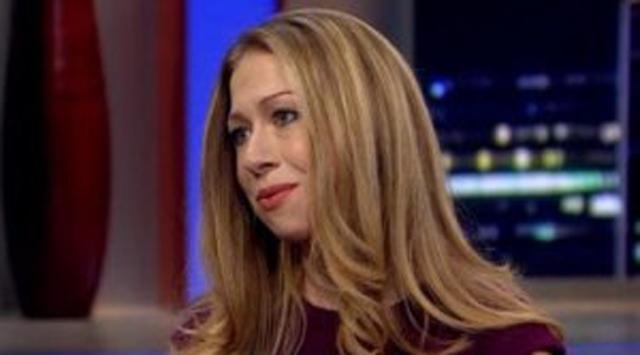 Gazeteci Clinton