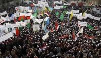 Iraklılar ABD Askerlerinin Gidişini Kutladı