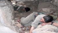 Üç Teröristin Cesetleri Bulundu